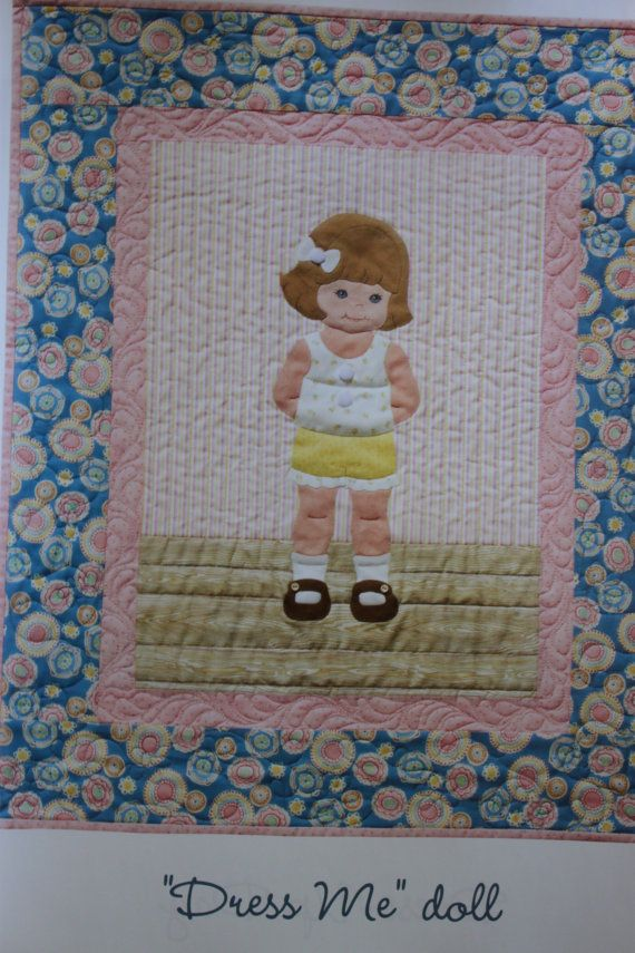 10 Best Images About Paper Doll Quilts On Pinterest