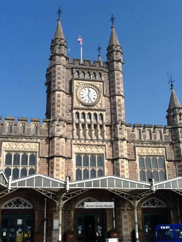 Bristol Temple Meads Railway Station (BRI) in Bristol, Bristol