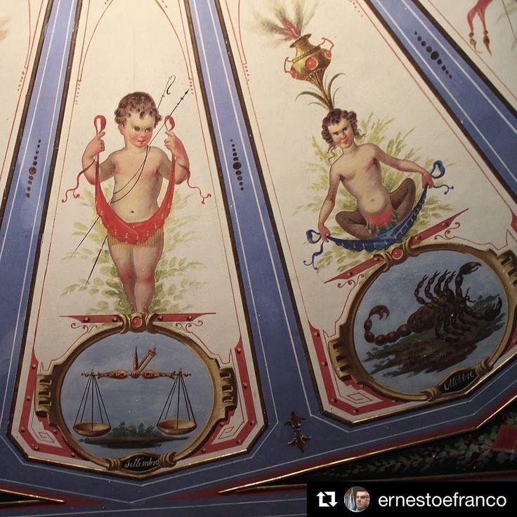 #Repost @ernestoefranco  Amorini e segni zodiacali Palazzo Gobbi-Lucheroni (ora dimora Elisa) Panicale #bilancia #scorpione #ottobre #settembre #arteinumbria #amorini #perugia #panicale #instaitalia #umbria #zodiaco #umbriagram #art #arte #italia #italy #ita_details #n2l #trasimenolake #umbrians #igersumbria #ig_umbria #trasimeno