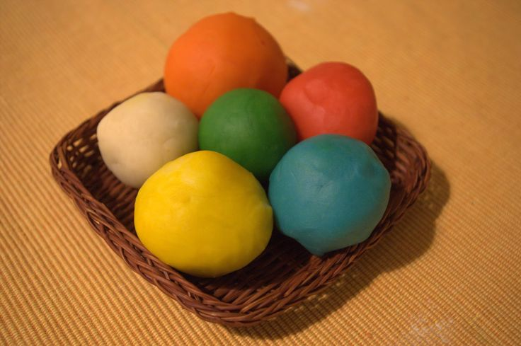 Playdough-állagú gyurma 5 konyhai alapanyagból | Időtetrisz