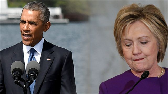 Obama, Clinton and FETÖ's mutual support American author and political commentator Jerome Corsi outlines Obama's and Clinton's links to FETÖ