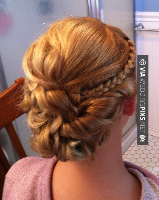 37 best Wedding Guest Hair images on Pinterest | Wedding ...