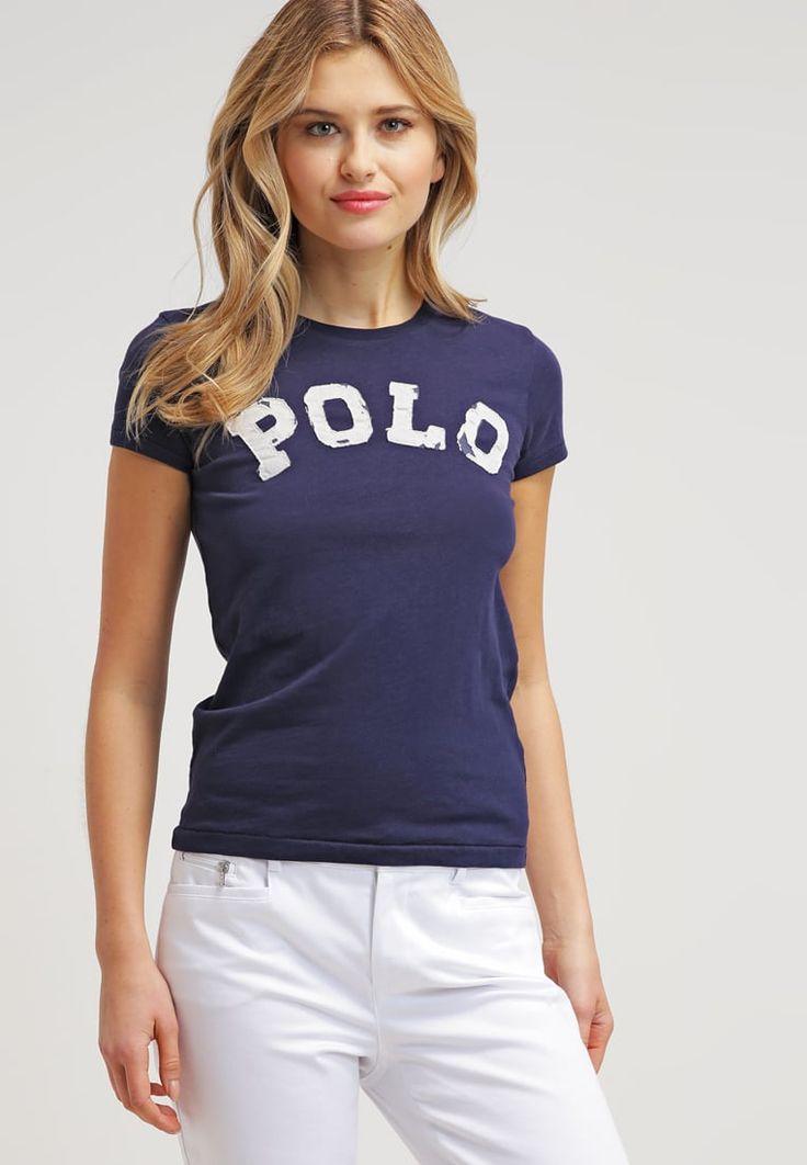 Polo Ralph Lauren HOLLY T-shirt imprimé oxford navy prix T-Shirt femme Zalando 60.00 €
