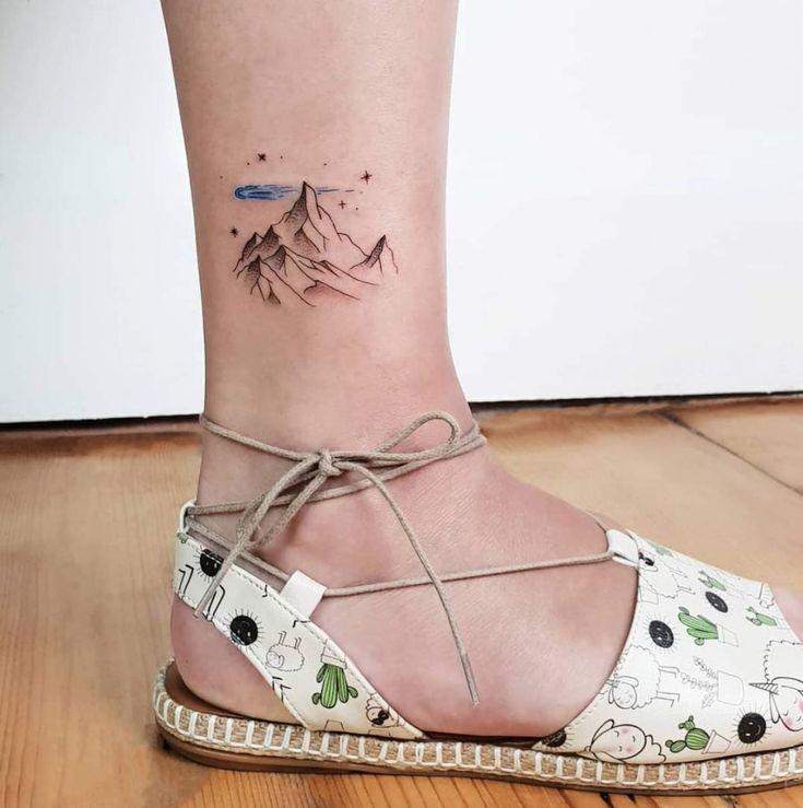 48 wunderschöne Tattoos für Frauen über 40