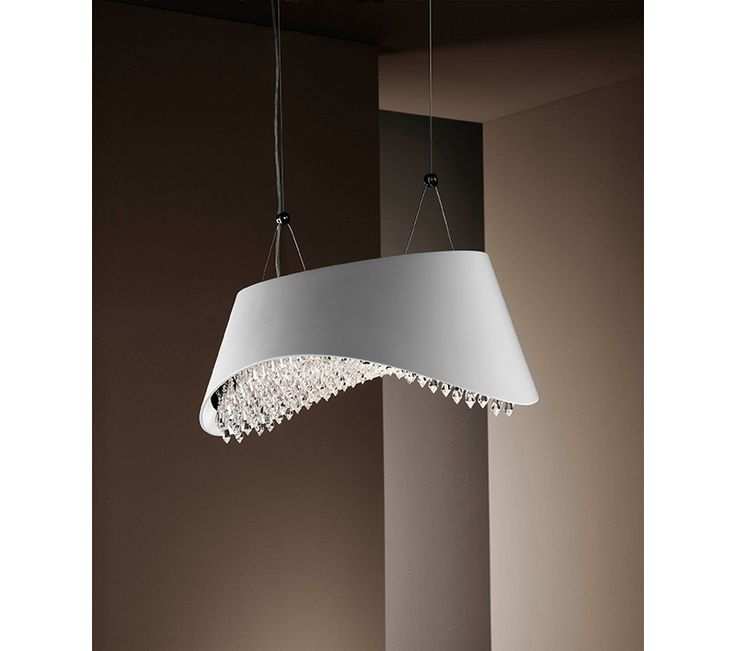 HI-MACS | Dolcevita Lighting Collection #Furniture #SolidSurface