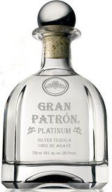 Patron Gran Patron Platinum Silver Tequila $186.15 - This is the smoothest sipping #tequila ever produced.   *Please note: Prices may be not be guaranteed. Please check our website, www.TheWineGuyLi.com for today's price. We promote specials with our SuperSaver card periodically. Subject to Inventory Depletion.*