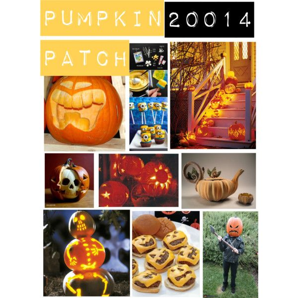 """""""pumpkin patch"""" by diaparsons on Polyvore"""