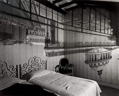 Camera Obscura Image of the Pantheon in the Hotel des Grandes Hommes  Abelardo Morell