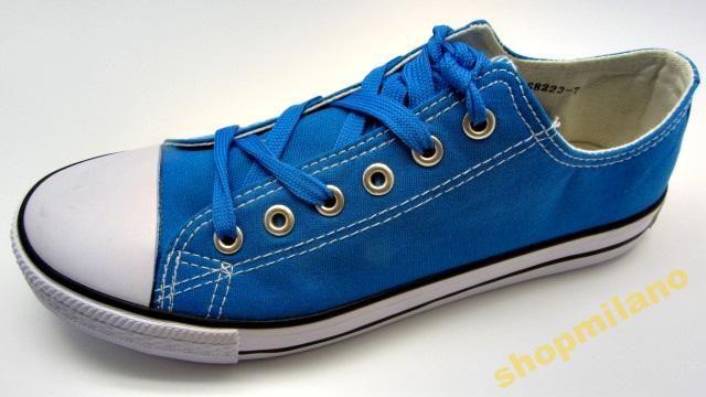 Trampki damskie wiązane 8223-1 blue rozm. 36-41 http://allegro.pl/trampki-damskie-wiazane-8223-1-blue-rozm-36-41-i3450911128.html