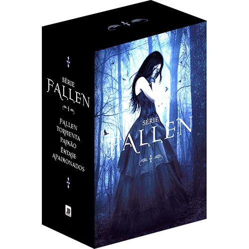 5 Livros Série Fallen 2