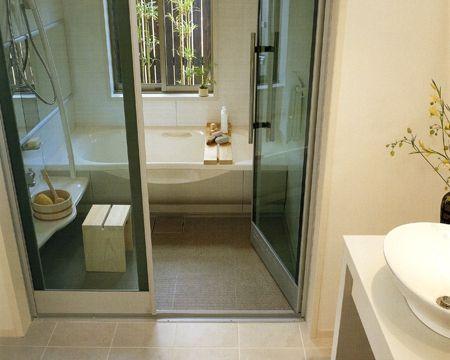 積水ハウス「バスルーム」