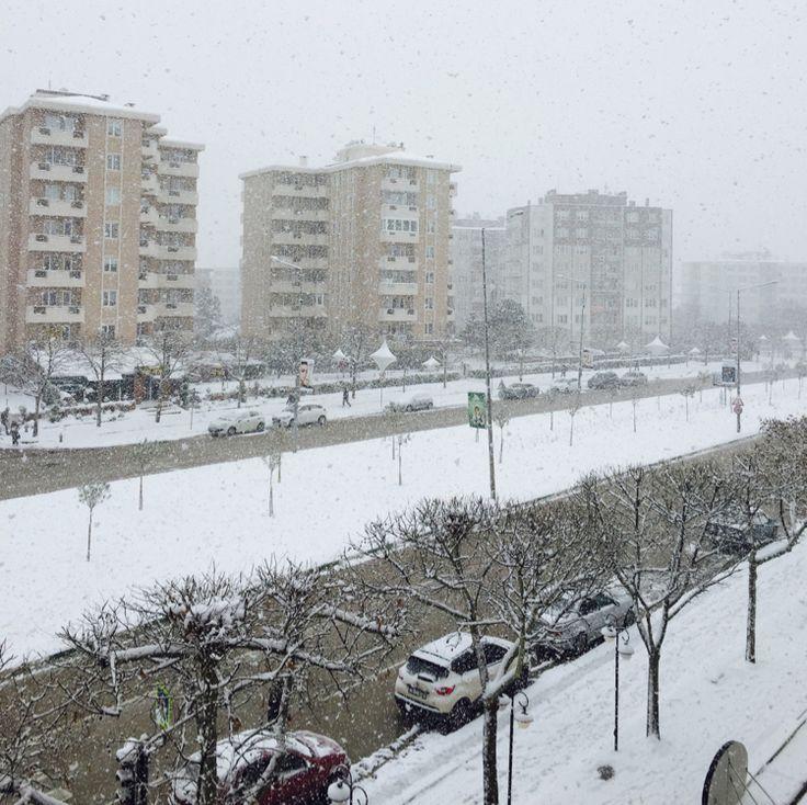 Bursa, Bursa konumunda FSM Bulvarı