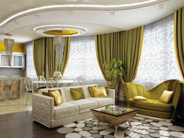 The 25+ best Pop ceiling design ideas on Pinterest | False ceiling ...