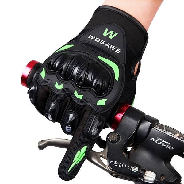 WOSAWE Off-road Vehicle Motorcycle Riding Gloves Full finger With Hard Shell Anti Fall Gloves  Worldwide delivery. Original best quality product for 70% of it's real price. Buying this product is extra profitable, because we have good production source. 1 day products dispatch from...