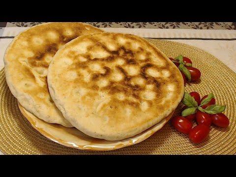 Focaccia Czosnkowa z Patelni | Przepis na Focaccie z Patelni