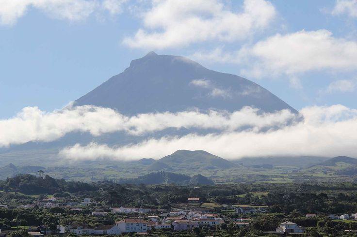 Pico Mountain, Pico Island, Azores. Photo by Leila Monteiro Lins. DISCOVER magazine.