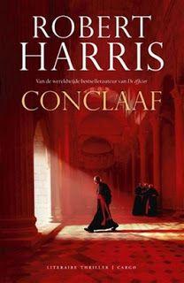 'Graag Gelezen', mijn boekenblog: 'Conclaaf', geschreven door Robert Harris