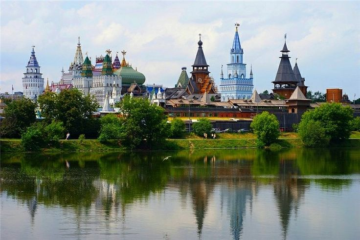 THE ROMANOVS PALACES ~ Izmailovo is a family residence of the Romanovs. Tsar Alexei (the 2nd monarch from the Romanovs dynasty) enjoyed gardening. During his reign Izmailovo was decorated by four famous gardens, as Grape, Prosyana, Amusing and the Island. Alexey and his son, Tsar Fedor (Peter I's brother) built a lot here. In the 1670s their care brought to Izmailovo a huge five-domed St. Basil's Cathedral, richly decorated with tiles. Interesting, there are two Kremlins in Moscow - one in…