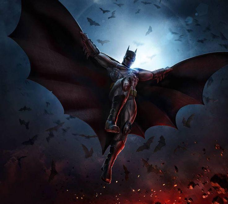 Batman - Marketing Asset