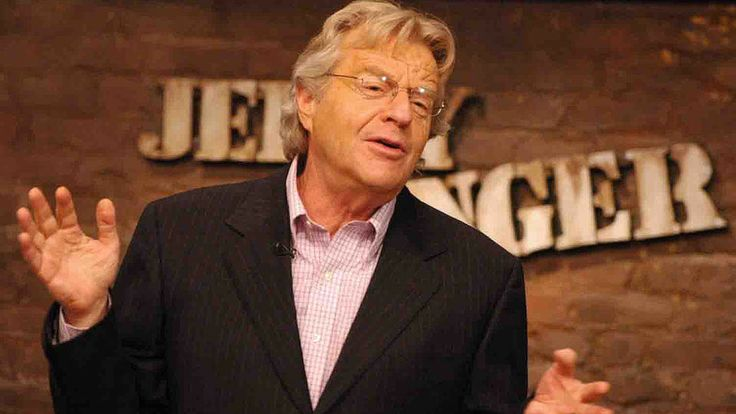 Jerry Springer invented the present · 100 Episodes · The A.V. Club