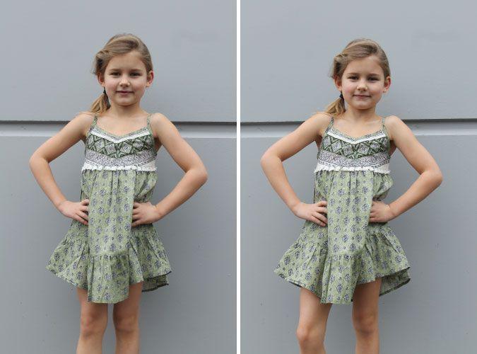 Little Girly @billabong dress!
