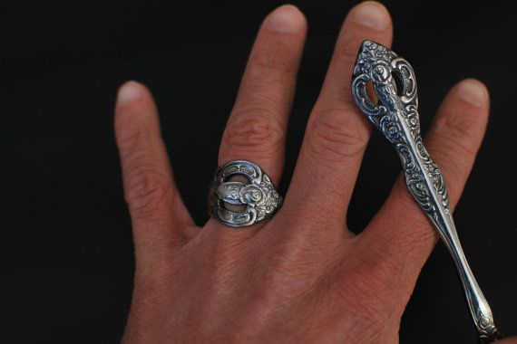 Spoon Ring Choose Your Style Custom Made by dremeWORKS on Etsy, $15.00