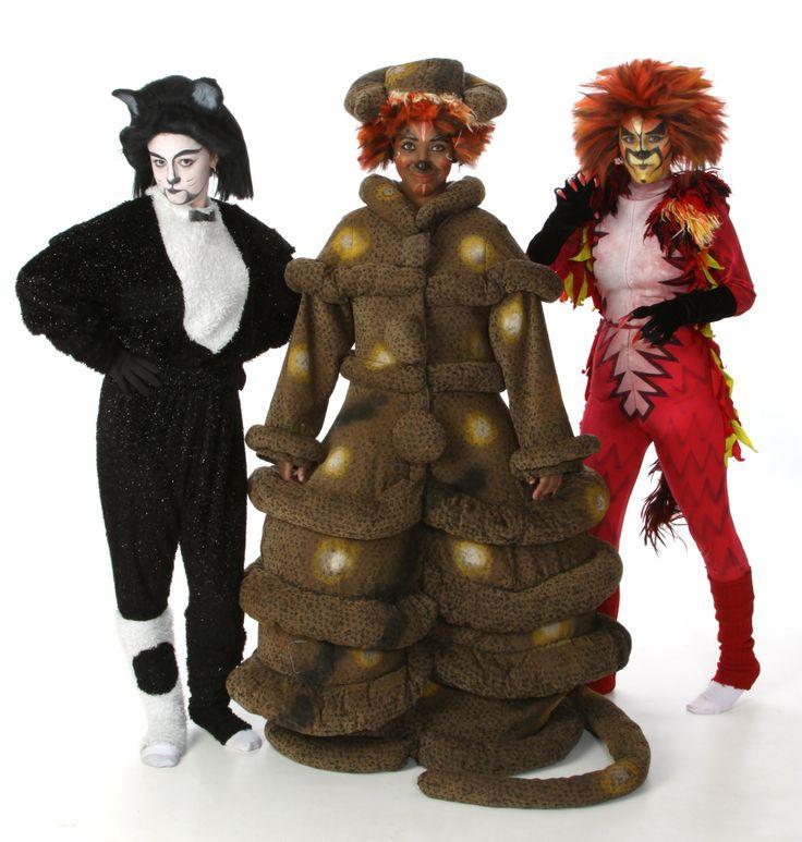 Mr. Mistofelles, Gumbie Cat, Macavity Costumes - CATS ...