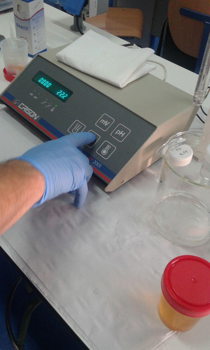 3. Pulsar el botón con forma de botella