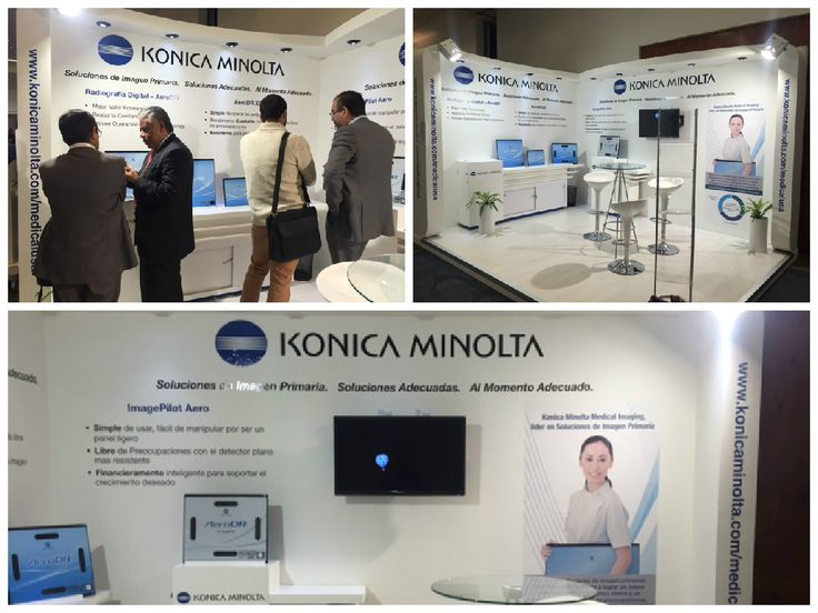 Are you attending the XLIX Curso Anual de Radiologia e Imagen? Make sure you stop by our stand, #21 and check out our family of AeroDR products including AeroDR XE a simple, reliable and robust solution for extreme environments and ImagePilot Aero - the simple, trouble free and financially intelligent solution for your busy clinic! Here are some pictures from Day 1!