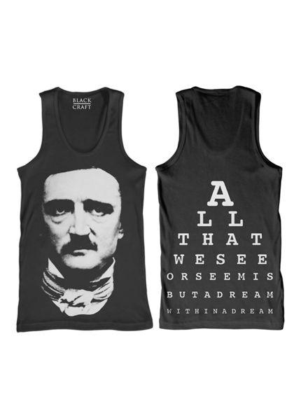 Edgar Allan Poe tank