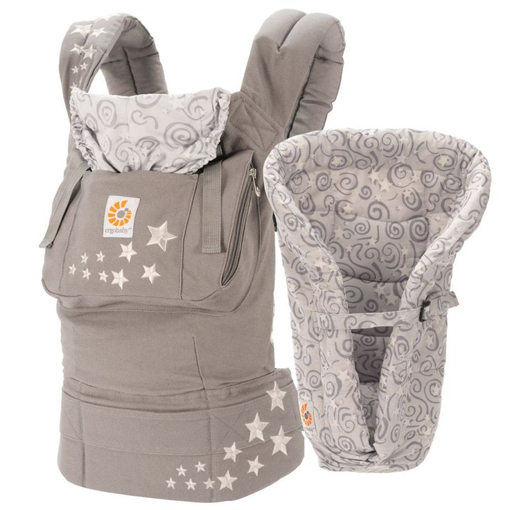 Ergobaby Original Baby Carrier - Bundle of Joy - Galaxy Grey