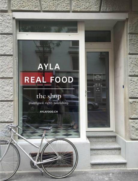 NEU in der Stadt: Ayla Real Food – gesund & vegetarisch