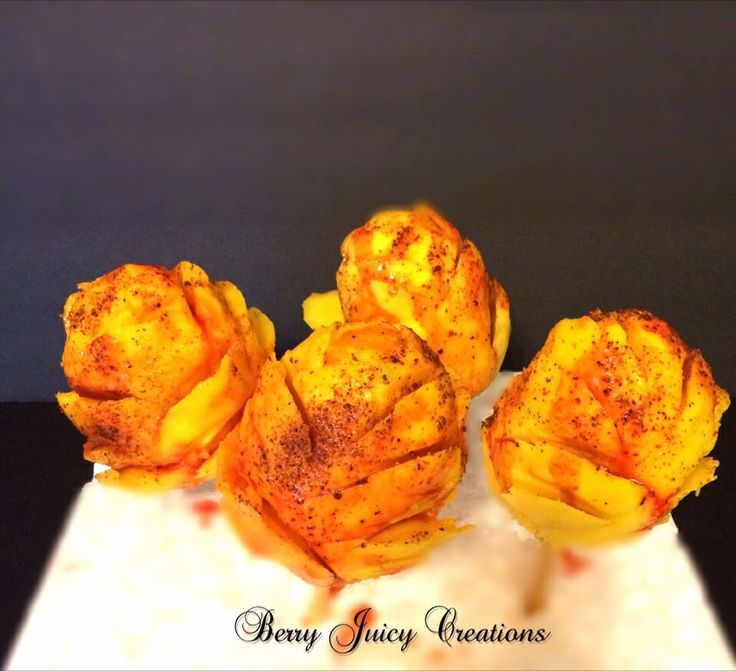 Mango Locos On A Stick Berryjuicycreations Berry Juicy