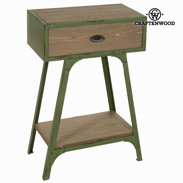 El mejor precio en Hogar 2017 en tu tienda favorita https://www.compraencasa.eu/es/recibidores-aparadores-chifonieres/66861-consola-1-cajon-madera-metal-by-craftenwood.html