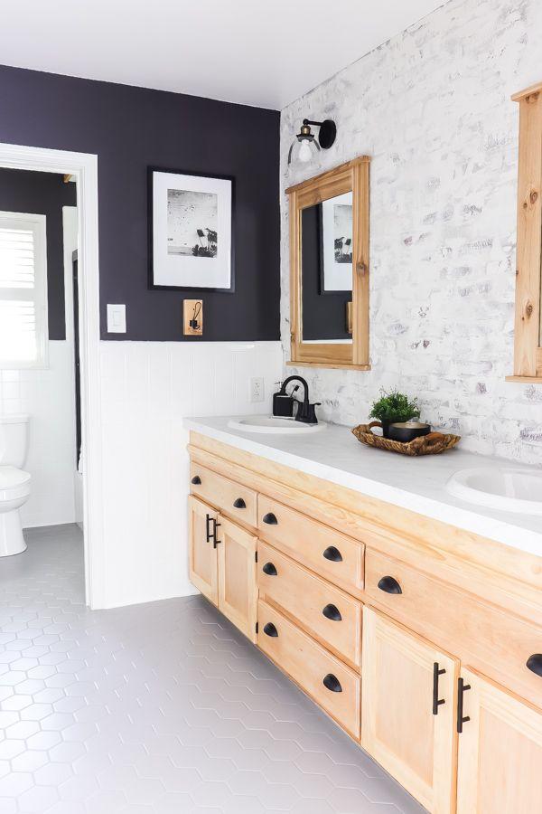 1000 Diy Bathroom Makeover Bathroom Wall Tile Diy Bathroom Makeover Bathroom Makeover