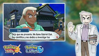 ¿Es esta la Forma de Alola del Profesor Oak?