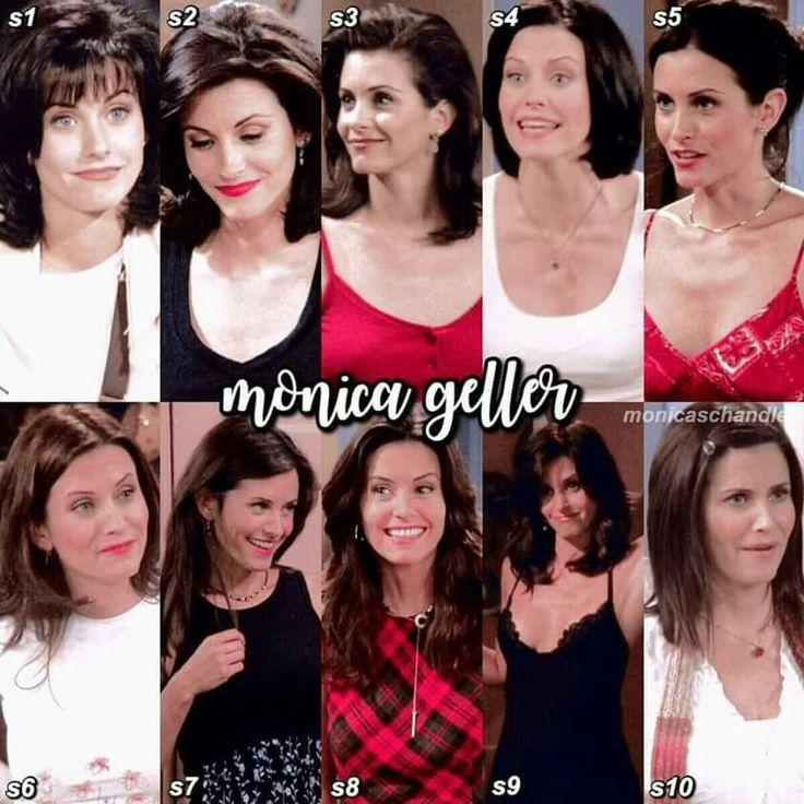 Monica in Friends