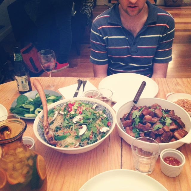 pork belly feast