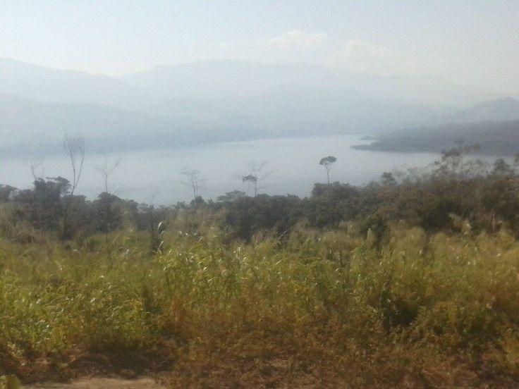 lago de represa hidrosogamoso via cartagena-bucaramanga my's best day