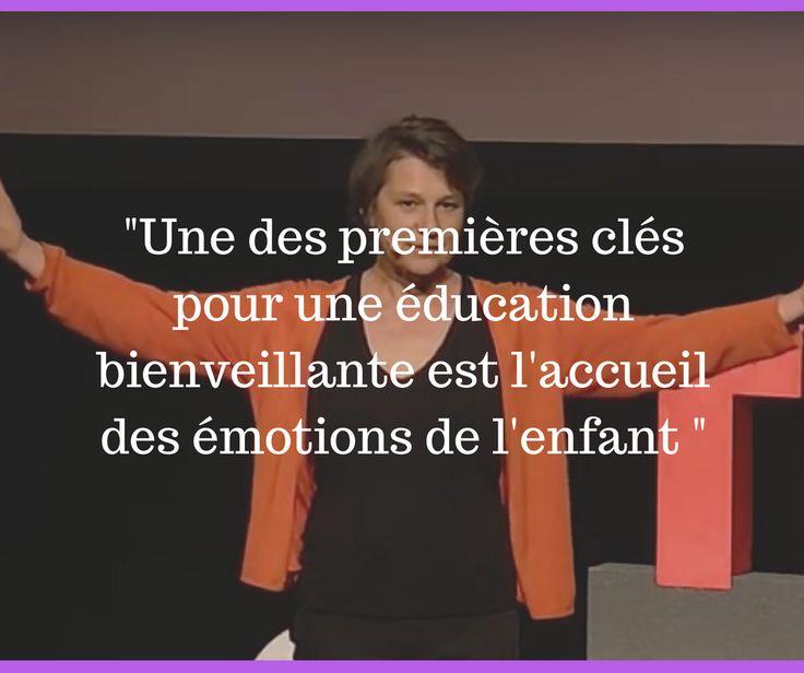 UNE ÉDUCATION BIENVEILLANTE POUR UN MONDE PLUS HUMAIN.  Dans ce talk à portée pédagogique, Catherine Schmider, nous invite à réfléchir à l'éducation de nos enfants. Ce qui était au départ une recherche de cohérence entre ses actes et ses paroles d'enseignante a conduit à la création d'une association qui sème petit à petit les graines d'une éducation plus bienveillante. C'est la communication non ...