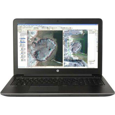 "HP ZBook 15 G3 2.6GHz i7-6700HQ 15.6"" 1920 x 1080pixels Black - notebooks (i7-6700HQ, Touchpad, Windows 7 Professional, Lithium Polymer (LiPo), 64-bit, Windows 10 Pro)"