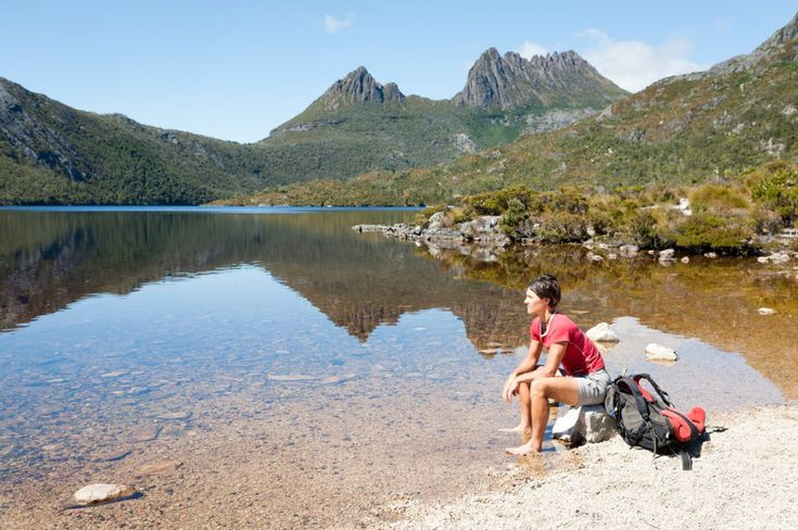 Take a look at Great Walks of Australia for an exclusive collection of great Australian walks.
