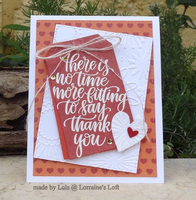 Lorraine's Loft: Simon Says Stamp: November Card Kit