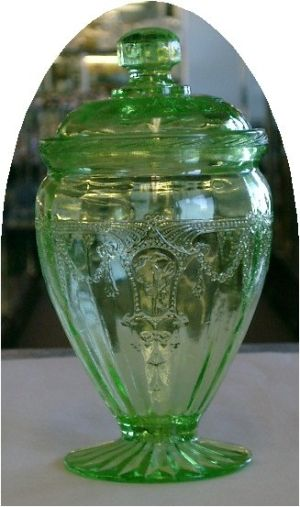 wish this was in my depression glass collection by Hocking Glass by penny