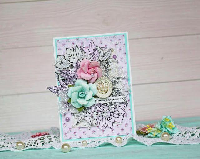 Lemoncraft: Вдохновляет Анастасия: штамп открытки - Inspirations from Анастасия: тиснение cards