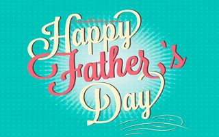 Happy Father's Day to all of the fathers at the event of Father's Day 2018! …