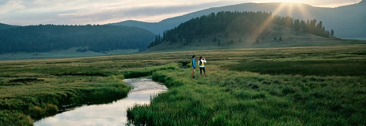 Jemez Mountain Trail National Scenic Byway - New Mexico Tourism - Travel & Vacation Guide