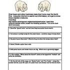 This is a web search designed to give students factual information about polar bears as they read for information using the internet. During the se...