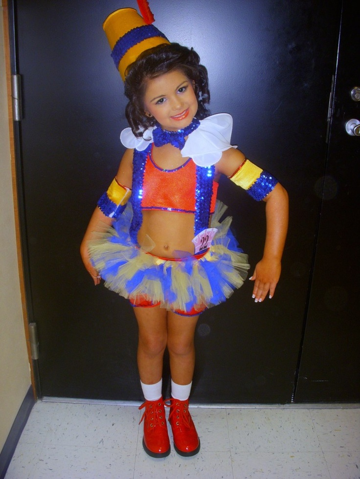PINOCCHIO OUTFIT OF CHOICE - BCB PAGEANT WEAR