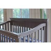 Found it at Wayfair - Foothill Convertible Crib with Toddler Rail
